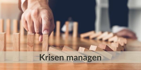 Training für Führungskräfte - Krisen managen
