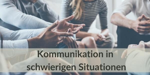 Training für Führungskräfte - Kommunikation in schwierigen Situationen