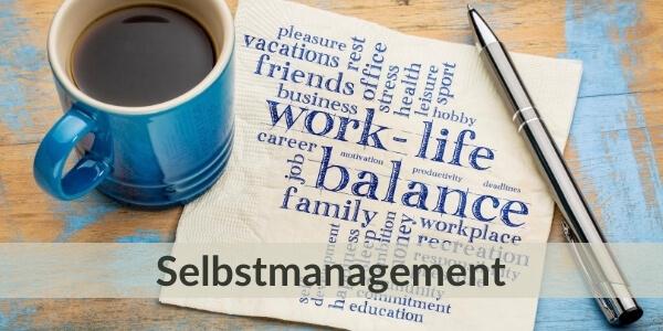 Training für Führungskräfte - Selbstmanagement