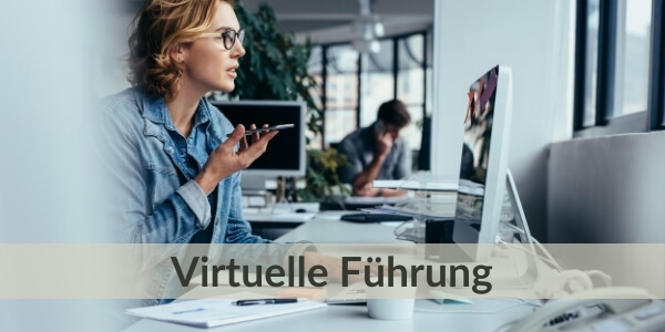 Training für Führungskräfte - Virtuelle Führung