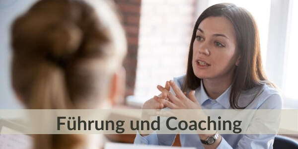 Training für Führungskräfte - Führung und Coaching